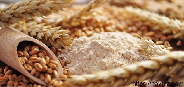 تشخيص تحسس القمح وعلاجه