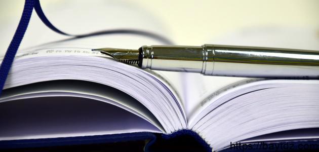 معايير الكتابة