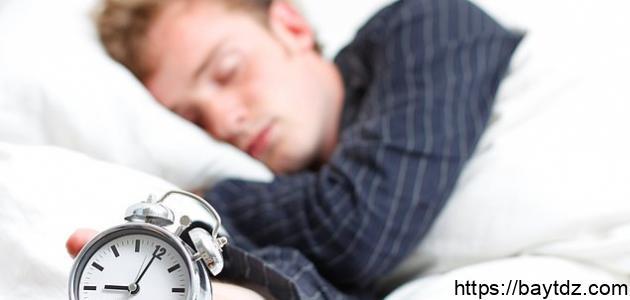 أسباب الخمول وكثرة النوم