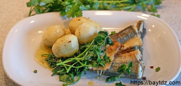 أطباق سمك جديدة