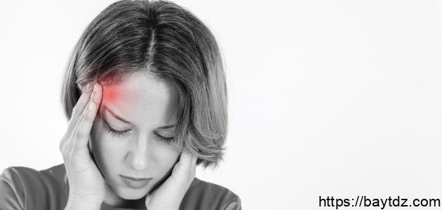 أعراض الإصابة بجلطة المخ