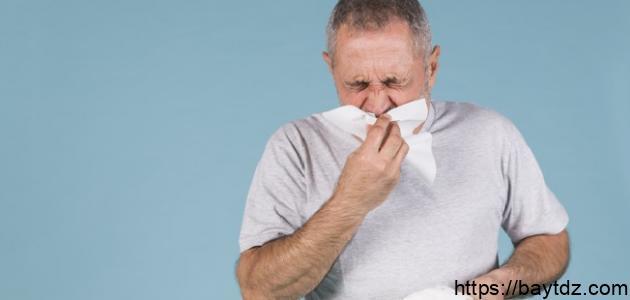 أعراض التهاب وحساسية الجيوب الأنفية