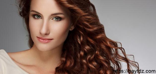 أفضل لون شعر للبشرة البيضاء