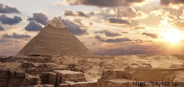 أهم المعالم التاريخية في العالم