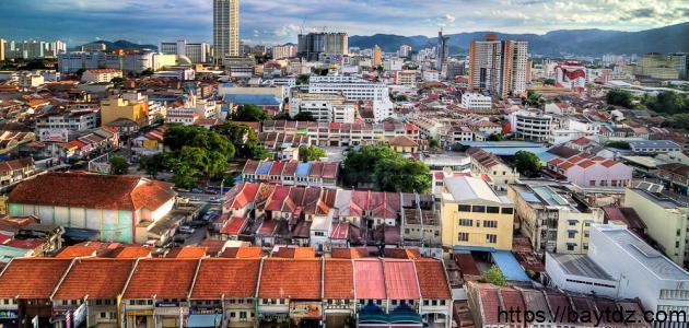 أهم المعالم السياحية في بينانج