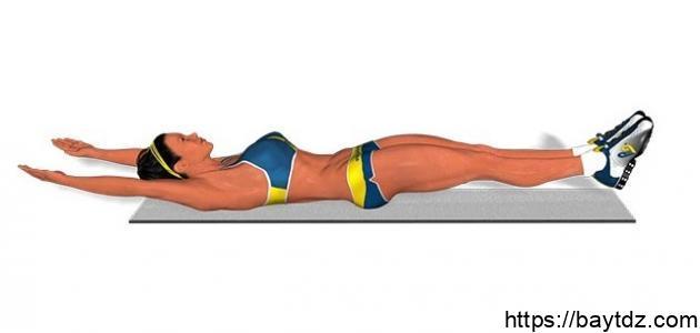 تمارين لشد الجسم في أسبوع