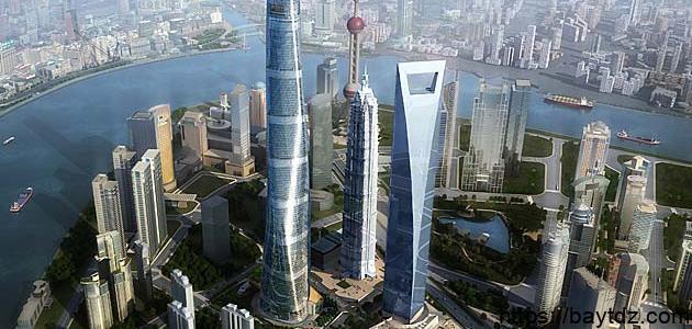 ثاني أكبر برج في العالم