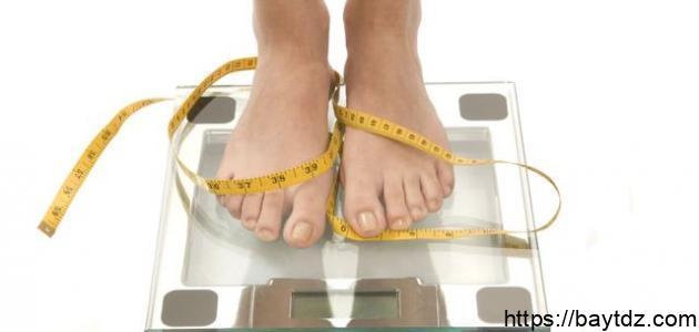 زيادة الوزن طبيعياً بسرعة