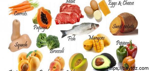 زيادة فيتامين ب في الجسم