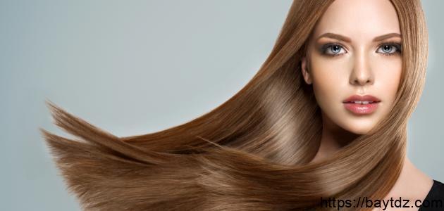 طريقة تجعل الشعر طويل