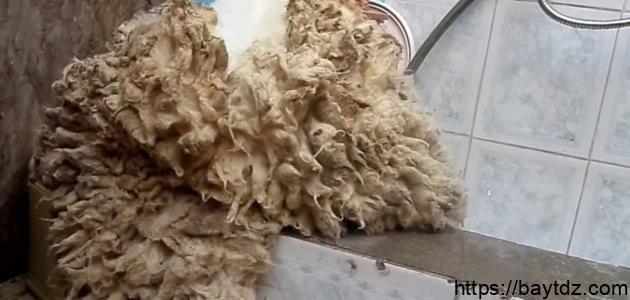 طريقة دباغة جلد الخروف