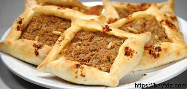 طريقة عمل صفيحة اللحم السورية