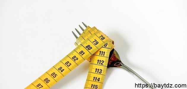 طريقة لإنقاص الوزن في رمضان