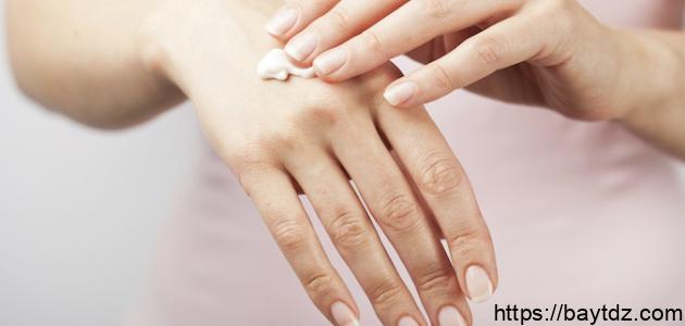 علاج جفاف جلد الجسم