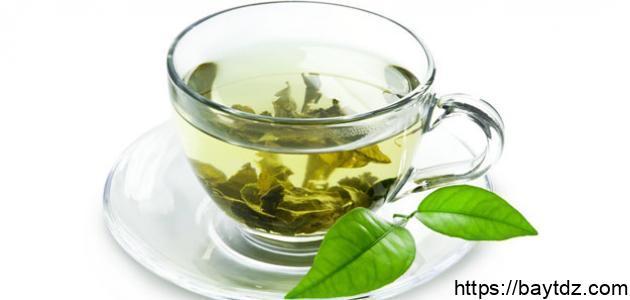 فوائد الشاي الأخضر في إنقاص الوزن