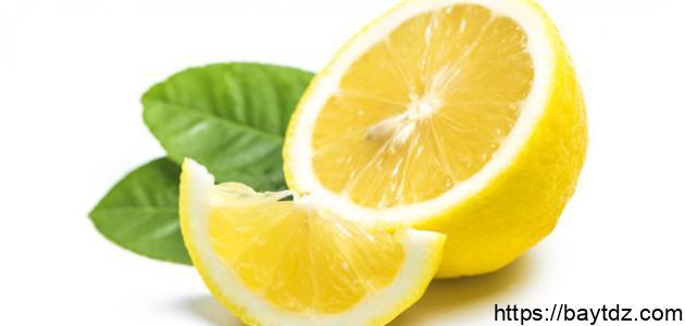 فوائد قشر الليمون العامة