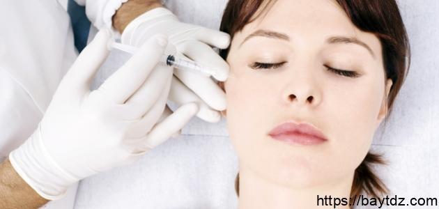 كيف تتم عملية شد الوجه