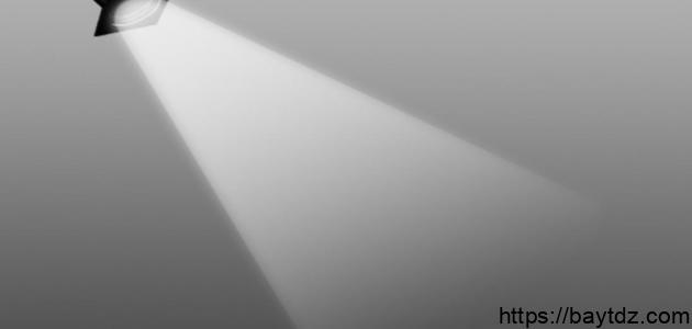 كيف ينتقل الضوء