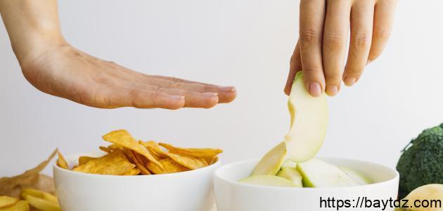 كيفية التخسيس من الوزن