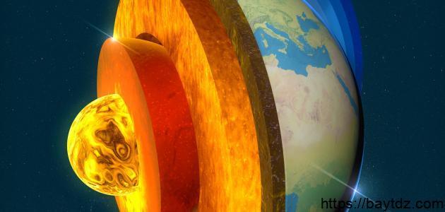 كيفية تكوين الأرض