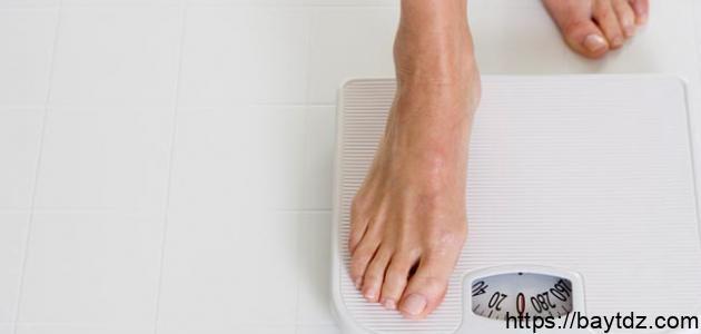 كيفية زيادة الوزن بأسرع وقت