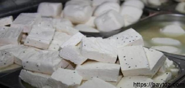 كيفية صنع الجبن