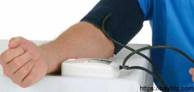 كيفية معالجة ضغط الدم