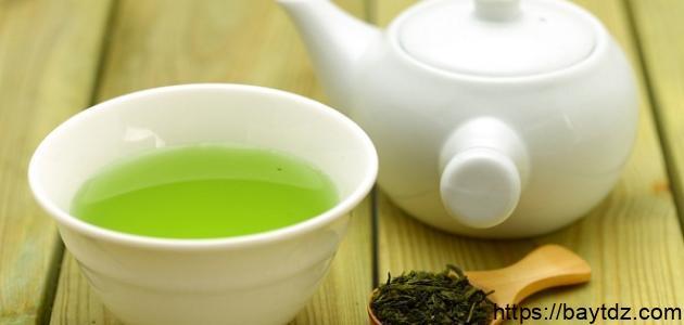 ما فوائد الشاي الأخضر للبشرة
