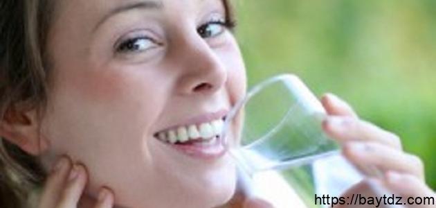 ما فوائد شرب الماء