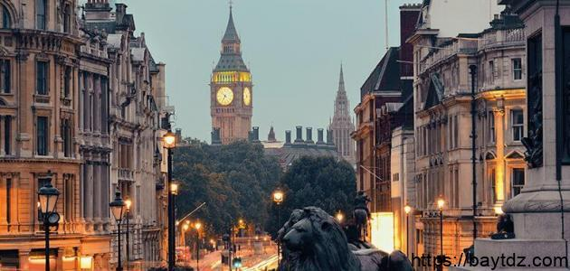 مدينة بوسطن في بريطانيا