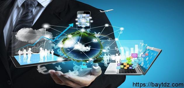 معلومات عامة عن تقنية المعلومات
