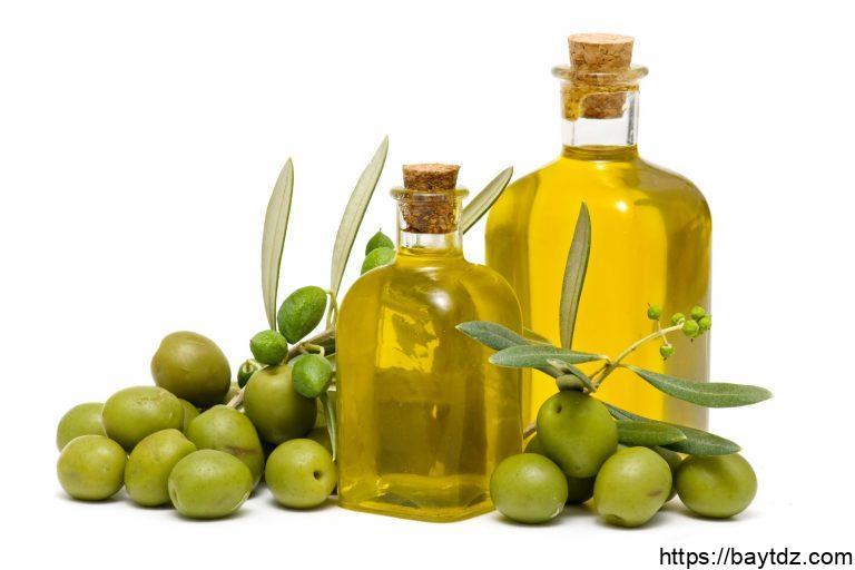 الفرق بين زيت الزيتون الاصفر والاخضر