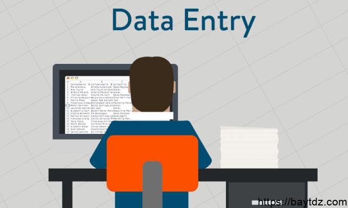 المهارات الشخصية التي يجب ان يمتلكها مدخل البيانات بيت Dz