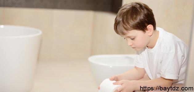 انواع الاسهال عند الاطفال