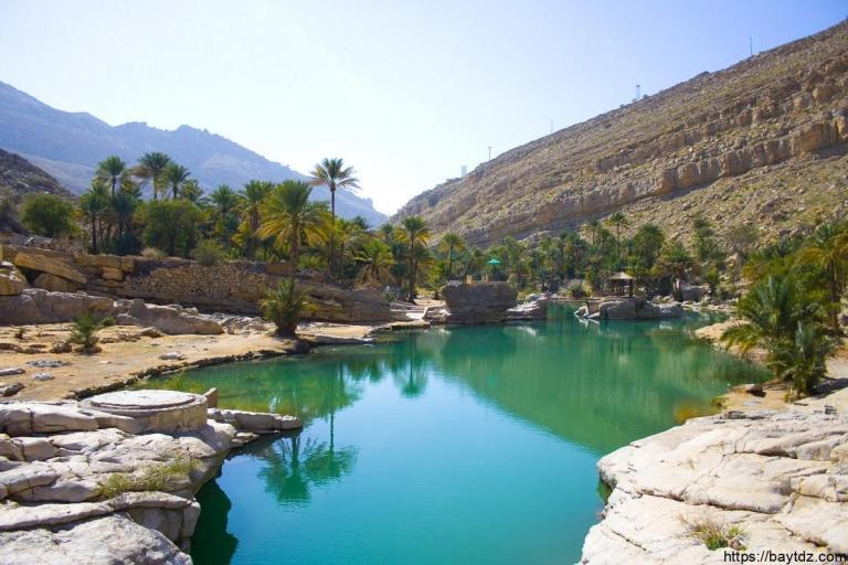 برزنتيشن عن السياحة في عمان بالانجليزي