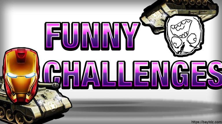 تحديات مضحكة جديدة