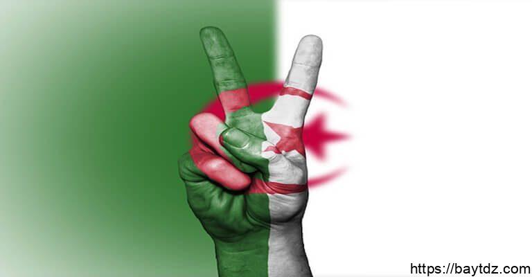عيد استقلال الجزائر