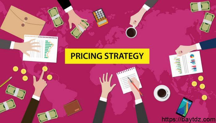 ما هي إستراتيجيات التسعير للشركات ؟