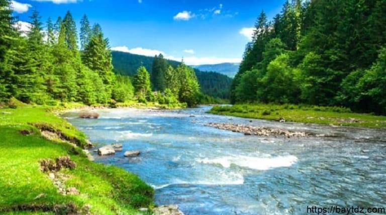 مراحل دورة التعرية النهرية