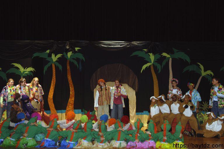 مسرحيات باللغة العربية