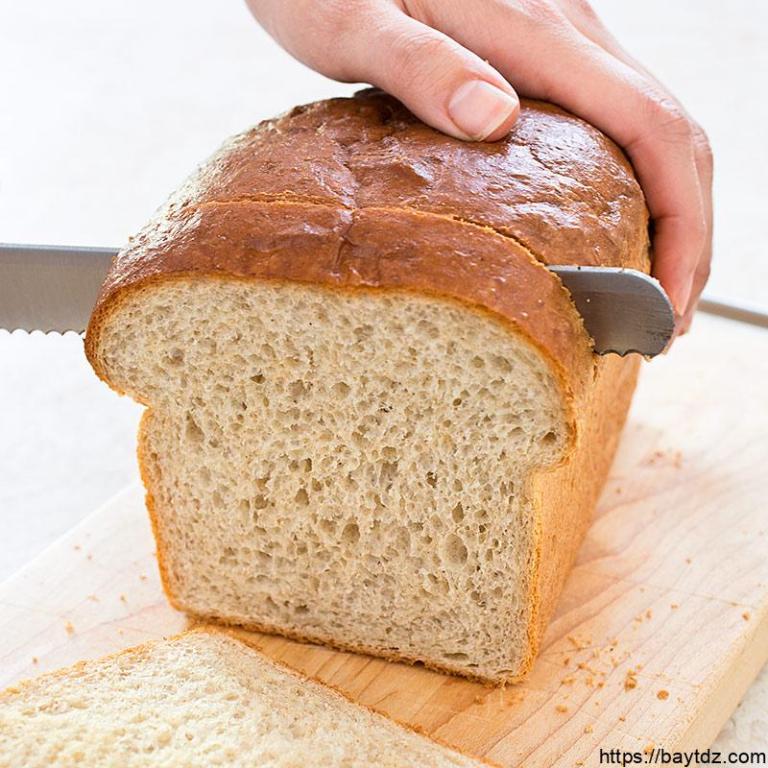 وصفات الخبز المشبع للدايت