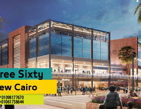Three Sixty New Cairo