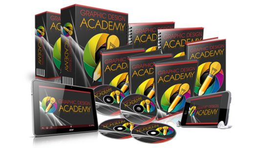 Graphic Design Academy – eCourse PLR License