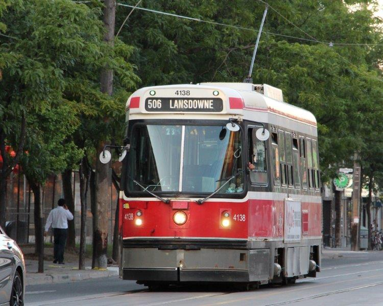 TTC strongly denies that it has gotten curve of tracks wrong