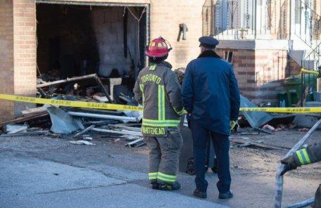 Toronto Fire Service photos