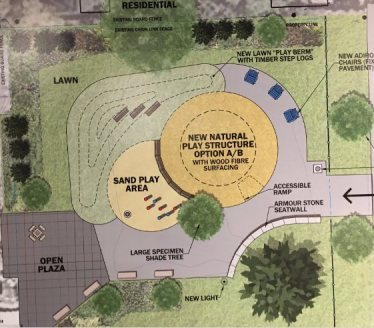 Proposal for Park East