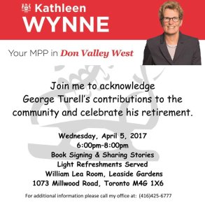 Premier's invitation