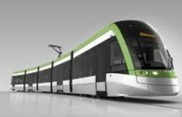Who will make LRT trains?
