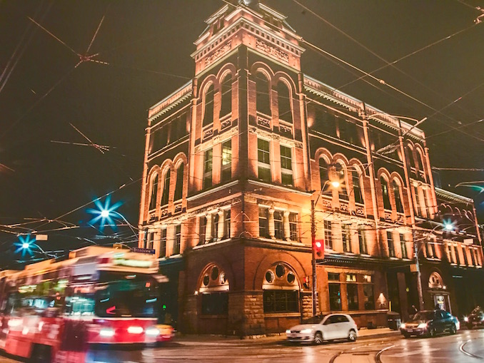 Strip club no more, classy Broadview Hotel opens Thursday