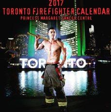 Cover of 2017 calendar
